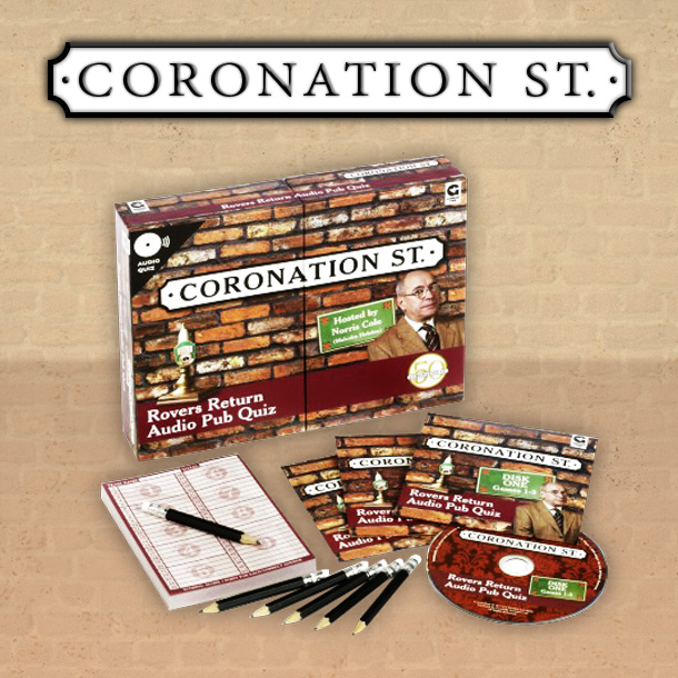 Corrie Audio Quiz