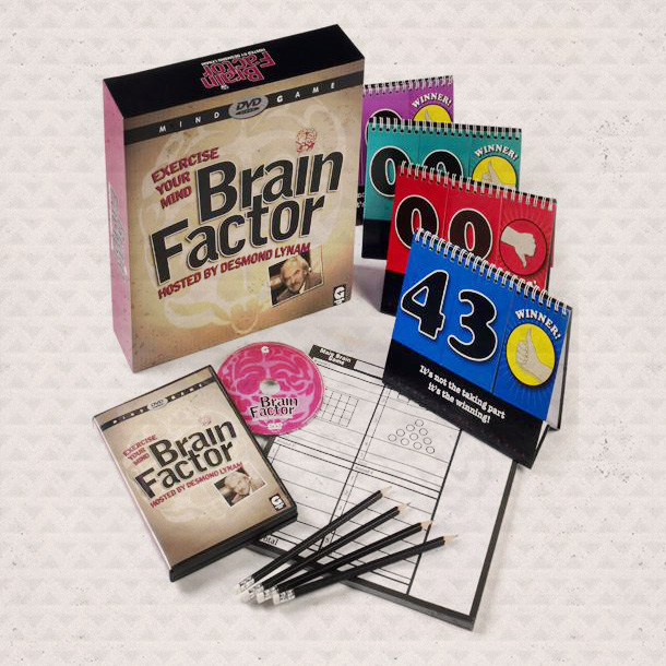Brain Factor – Brain Training Game