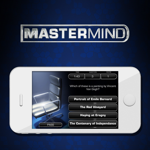The Official Mastermind BBC Gameshow Quiz App