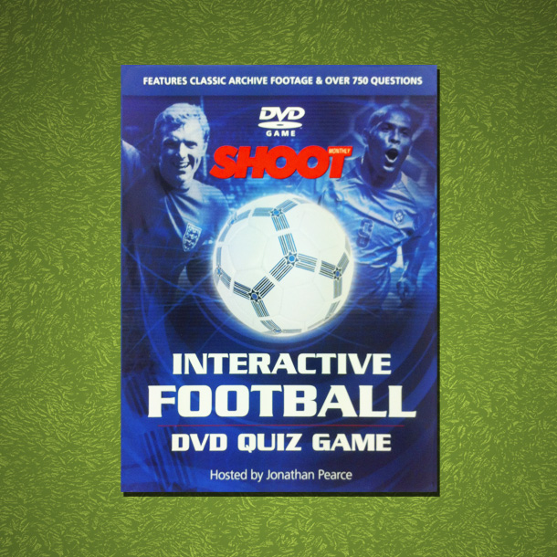 The Official Shoot Interactive Football DVD Quiz Game