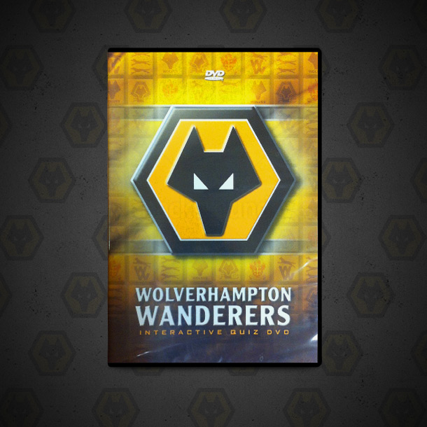 Wolverhampton Wanderers Football Club Interactive DVD Quiz Game