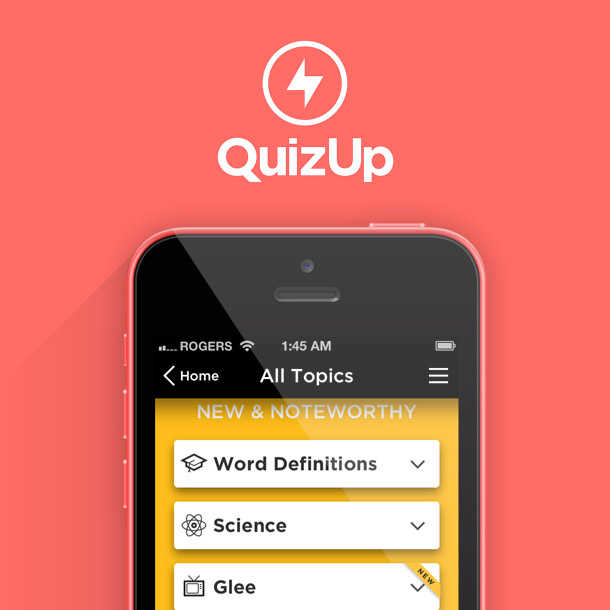 Quiz Up Mobile App