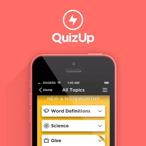 Quiz Up Mobile App